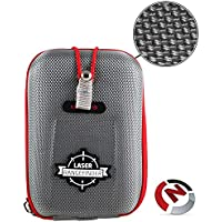 Navitech Eva Hard Carry Case/Rangefinder Cover Compatible With The Bushnell Tour V4 Shift