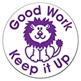 "Primary Teaching Services""Good Work Keep It Up pré-encré école Marquage"" Stamper"