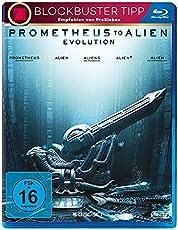 Prometheus to Alien: Evolution [5 Blu-rays] [Blu-ray]