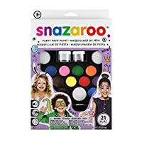 Snazaroo 1180100 Ultimate Party Pack, Multicoloured