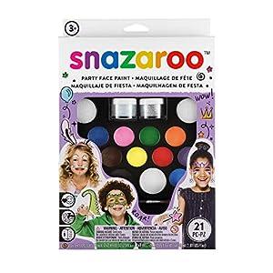 Snazaroo 1180100 - Set Trucco Ultimate Party Pack 3 spesavip
