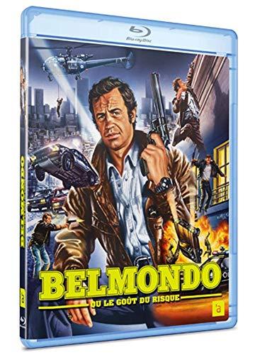 Belmondo ou le goût du risque [Blu-ray] [FR Import] -