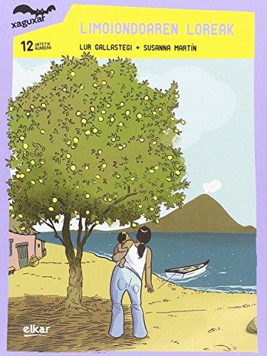 Limoiondoaren loreak (Xaguxar)