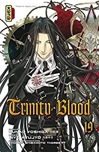 Trinity Blood Edition simple Tome 19