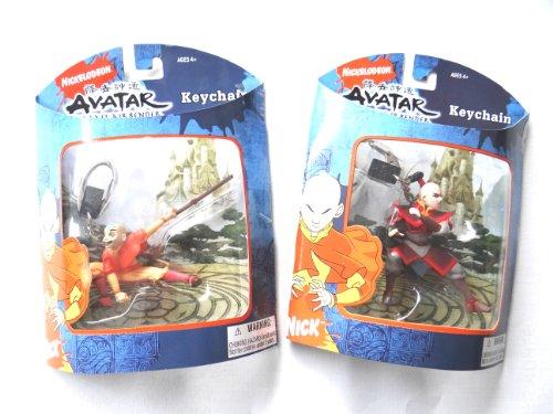 Avatar Schlüsselanhänger aang oder - Lego Avatar