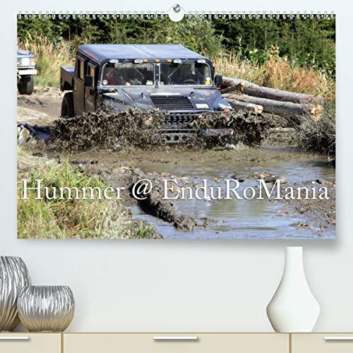 Hummer @ EnduRoMania(Premium, hochwertiger DIN A2 Wandkalender 2020, Kunstdruck in Hochglanz): Sporttourismus mit Hummer im OffRoad-Paradies ... 14 Seiten ) (CALVENDO Mobilitaet)