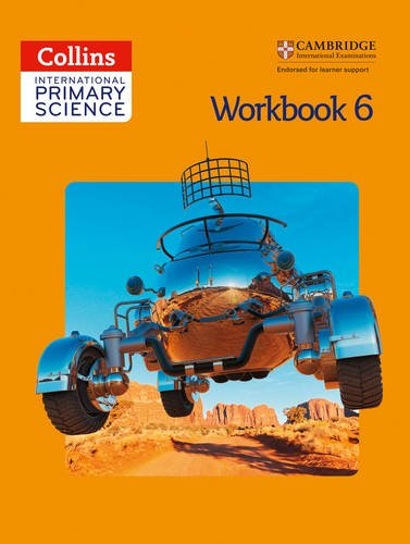 Collins International Primary Science – International Primary Science Workbook 6
