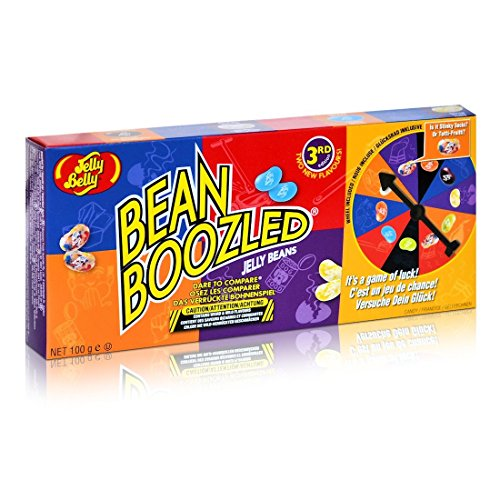 Jelly Belly Bean Boozled das verrückte Partyspiel Beans Bertie Botts Böse Bohnen