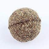 Cat Toy Natural Catnip Ball, Menthol Flavor, Cat Treats, 101% Edible Cats-go-crazy Treats