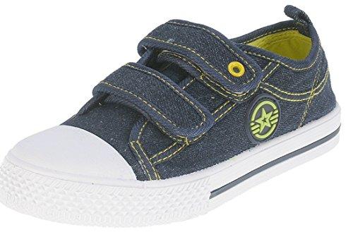 Beppi, Sneaker bambini, Blu (Blu navy), 30