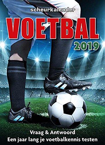 Voetbal scheurkalender 2019: vraag & antwoord. Een jaar lang je voetbalkennis testen