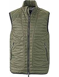 JAMES & NICHOLSON - veste légère sans manches - bodywarmer - gilet - JN1110 - Homme