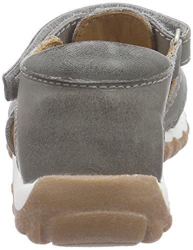 Bisgaard Sandals, Sandales fermées mixte enfant Gris (70 Grey)