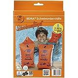 BEMA® Original Schwimmflügel, orange, Größe 0, 11-30 kg, 1-6 Jahre