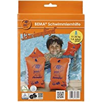 Wehncke BEMA® Original Schwimmflügel, orange, Größe 00, bis 11 kg, 0-1 Jahr