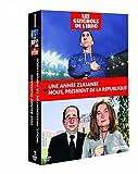 Coffret Guignols de l'info - Best of 2011/2013 - Nous, Président de la République + Une année Zlatanée...