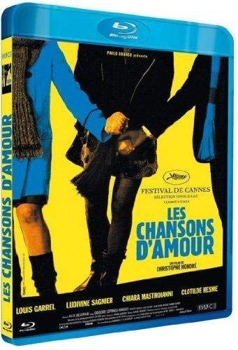 Les chansons d'amour [Blu-ray] [FR Import]