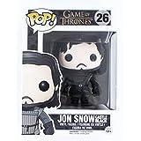 Funko - Figura Pop! Game Of Thrones: Jon Snow Castle Black