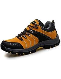 Dreamshow Wanderschuhe Trekking Schuhe Herren Damen Wanderhalbschuhe Leichte Atmungsaktive Outdoor Hiking Schuhe Sneaker 35-47