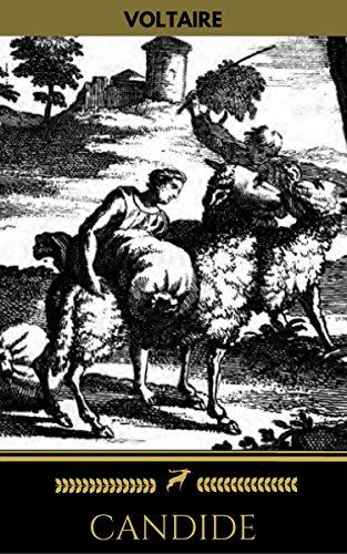 Candide (Golden Deer Classics) (English Edition)