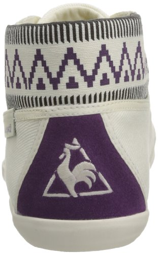 Le Coq Sportif 1310748 Madeleine Ethnic High-Top Sneaker vetiver cumin chaux summer purple