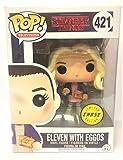 Stranger Things Funko Pop! TV Eleven with Eggos Vinyl Figure