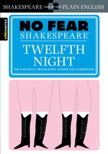 Twelfth Night (No Fear Shakespeare) by William Shakespeare (2003-07-03)