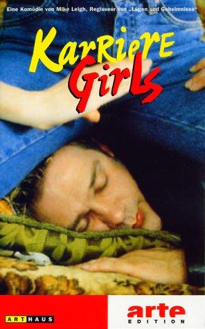 Karriere Girls [VHS]