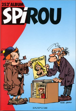 Album Spirou, tome 253 par Collectif