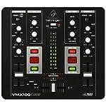 Behringer VMX100USB 2 Channel DJ Pro...
