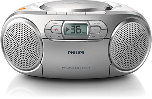 Philips Soundmaschine Radiorecorder mit CD - 3