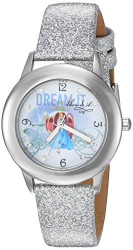 Disney W002935 Cinderella Analog Watch For Unisex