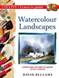 Cover of: Collins Learn to Paint – Watercolour Landscapes | David Bellamy