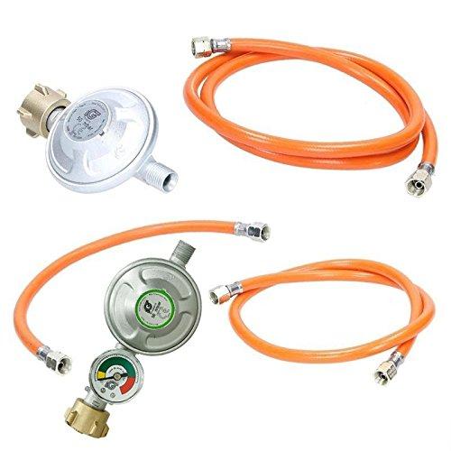 Druckminderer-Gasdruckschlauch-Variation
