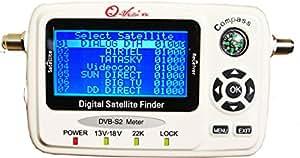 Q-Viz'n Digital Satellite Finder