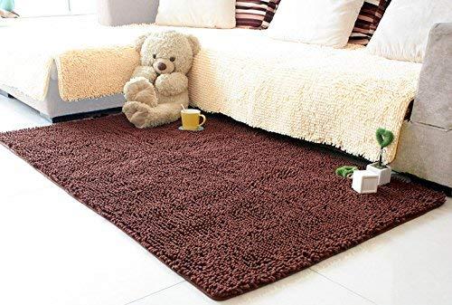L.HPT Teppiche und Decken Qualität Teppich Wohnzimmer Couchtisch Teppich Schlafzimmer Bett Teppich Blanket Anti - Rutsch Waschbar Sofa-Decke (größe : 80x180cm)