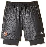 adidas Boys' Shorts (AJ4094_BLACK-164_13...