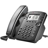 Polycom VVX 301 HD Business Media IP Desk Phone optimised for SFB (No PSU)
