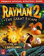 Rayman 2, the Great Escape - Prima's Official Strategy Guide de Prima Development