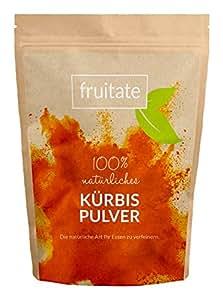 fruitate Kürbis Pulver 200g - 100% natürlich