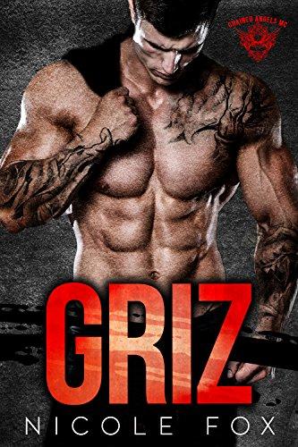 GRIZ: A Dark Bad Boy Romance (Chained Angels MC)