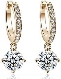Lily Jewelry®   plata de ley 925  chapado en plata