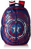 #9: Skybags SB Marvel 32 Ltrs Blue School Backpack (SBMARCM2BLU)