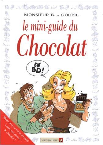 Le mini-guide du chocolat en BD