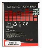 Micromax Canvas 4 A210 Battery In Intex Original