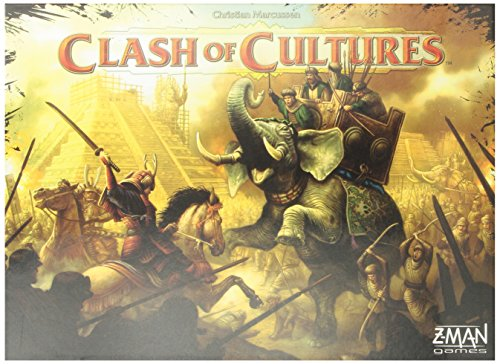 Z-Man Games 7100 - Clash of Cultures Brettspiele