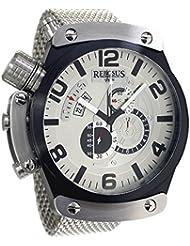 Rebosus RS014MIL Rebosus RS014MIL - Reloj , correa de acero inoxidable