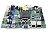MSI MSI Server Mainboard MS-S0891 mini-ITX Sockel 1150 DDR3 CSM-C222-089 IPMI SATA3 (Zertifiziert und Generalüberholt)