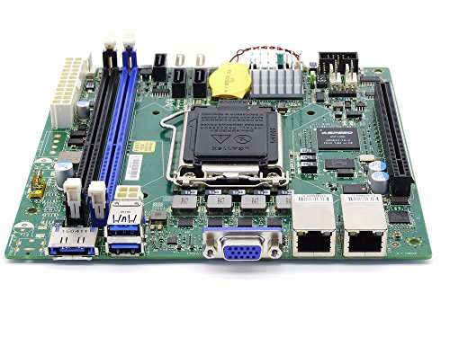 MSI CSM-C222-089 mini-ITX Server Board NAS Mainboard Intel Socket Sockel H3 1150 (Generalüberholt)