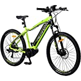 REMINGTON MXPRO MTB E-Bike Mountainbike Pedelec Mittelmotor, Farbe:Grün
